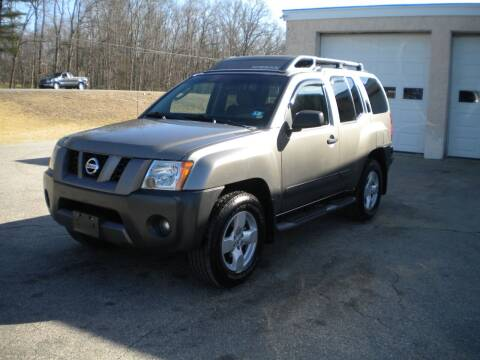 2005 Nissan Xterra for sale at Route 111 Auto Sales in Hampstead NH