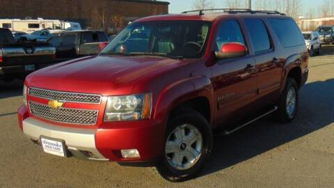2012 Chevrolet Suburban for sale at Dependable Used Cars in Anchorage AK