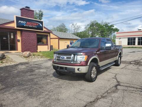 2010 Ford F-150 for sale at Pro Motors in Fairfield OH