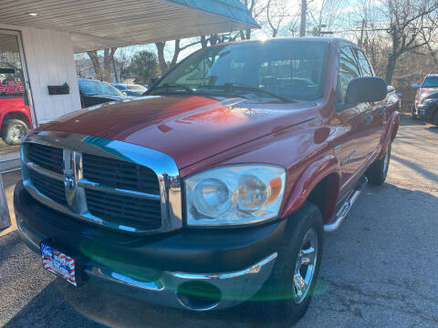 2007 Dodge Ram Pickup 1500 for sale at New Wheels in Glendale Heights IL