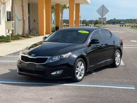 2013 Kia Optima for sale at GENESIS AUTO SALES in Port Charlotte FL