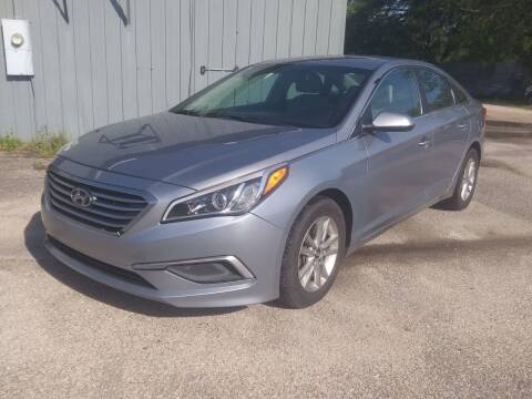 2016 Hyundai Sonata for sale at Best Buy Autos in Mobile AL