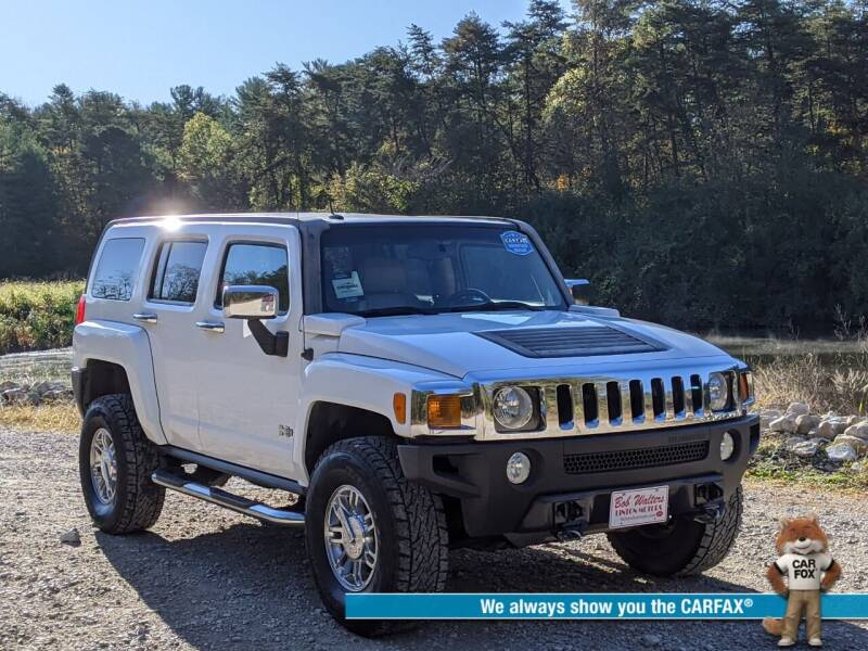 2007 HUMMER H3 for sale at Bob Walters Linton Motors in Linton IN