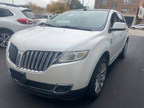 2011 Lincoln MKX for sale at H C Motors in Royal Oak MI