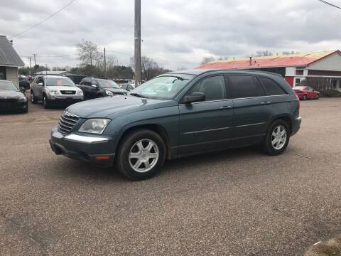 2005 Chrysler Pacifica for sale at BLAESER AUTO LLC in Chippewa Falls WI