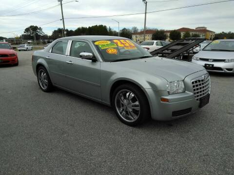 2006 Chrysler 300 for sale at Kelly & Kelly Supermarket of Cars in Fayetteville NC