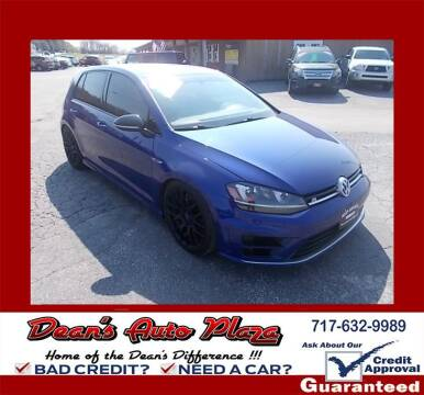 2016 Volkswagen Golf R for sale at Dean's Auto Plaza in Hanover PA