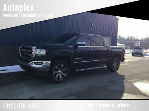 2017 GMC Sierra 1500 for sale at Autoplex in Sullivan IN
