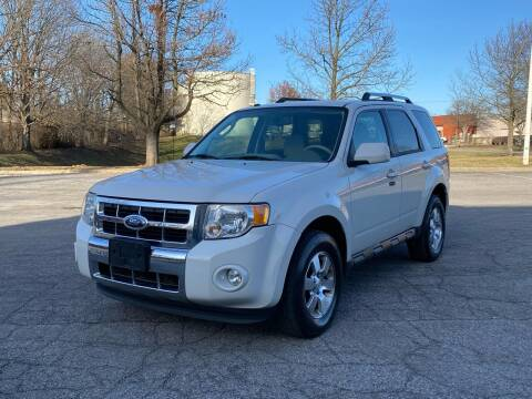 2009 Ford Escape for sale at Hadi Auto Sales in Lexington KY