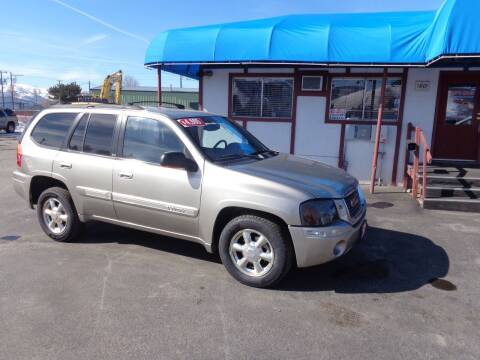 2002 GMC Envoy for sale at Jim's Cars by Priced-Rite Auto Sales in Missoula MT