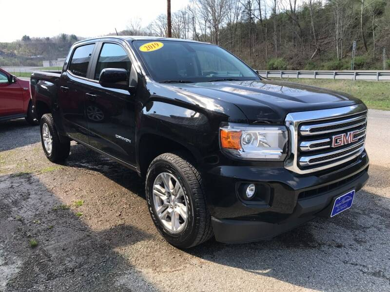 2019 GMC Canyon for sale at Premier Auto Sales in Paintsville KY