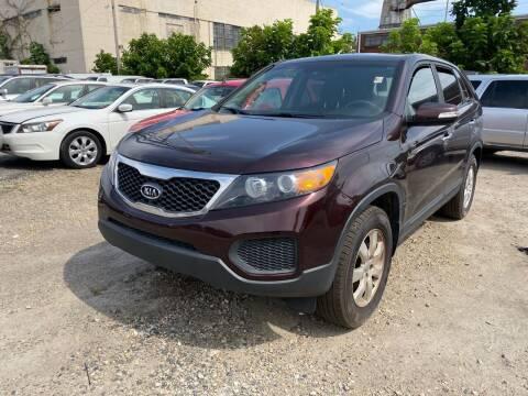2012 Kia Sorento for sale at Philadelphia Public Auto Auction in Philadelphia PA
