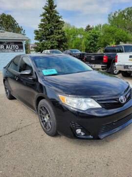 2012 Toyota Camry for sale at JR Auto in Brookings SD