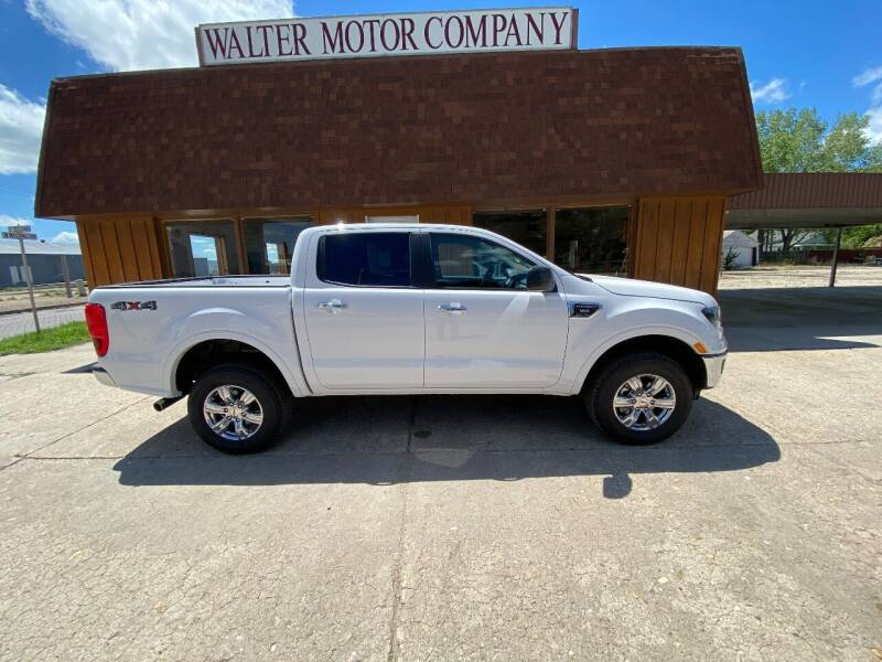 2020 Ford Ranger for sale at Walter Motor Company in Norton KS