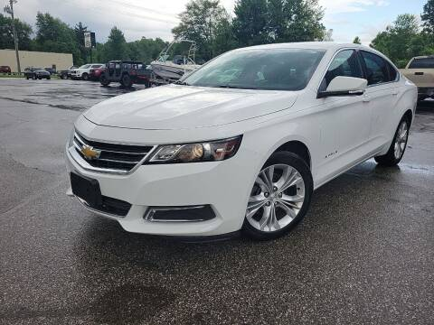 2014 Chevrolet Impala for sale at Cruisin' Auto Sales in Madison IN