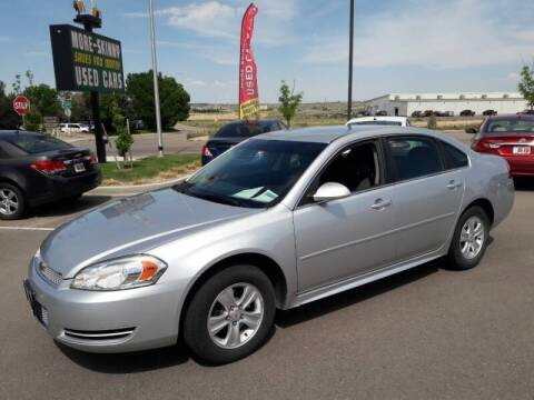 2014 Chevrolet Impala Limited for sale at More-Skinny Used Cars in Pueblo CO