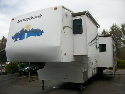 2005 Sunny Brook 31 Titan for sale at Olde Bay RV in Rochester NH