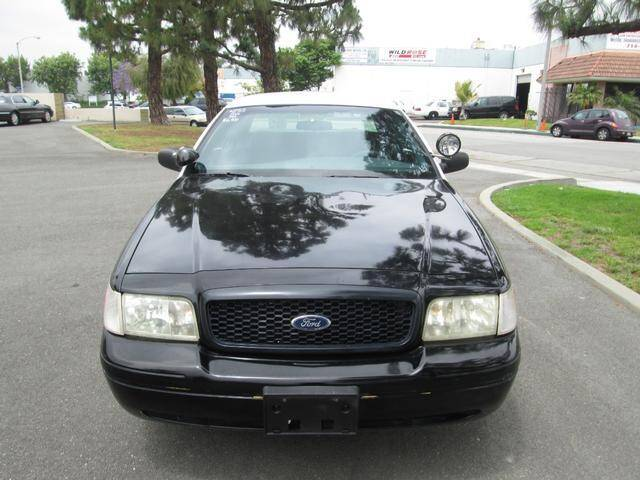 2001 Ford Crown Victoria for sale at Wild Rose Motors Ltd. in Anaheim CA