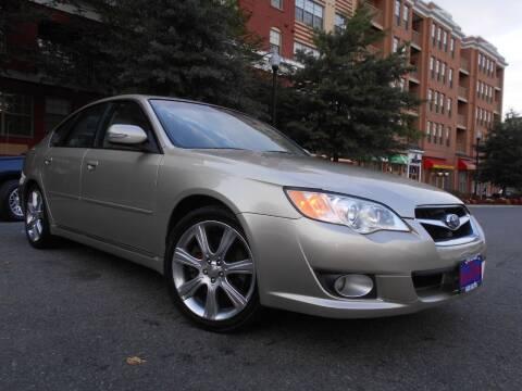 2008 Subaru Legacy for sale at H & R Auto in Arlington VA