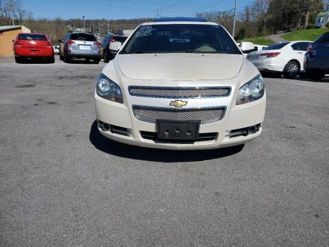 2012 Chevrolet Malibu for sale at DISCOUNT AUTO SALES in Johnson City TN