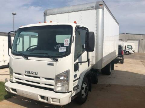 2014 Isuzu NPR-HD for sale at TRUCK N TRAILER in Oklahoma City OK