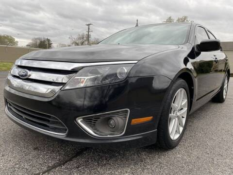 2012 Ford Fusion for sale at Falls City Motorsports in Louisville KY