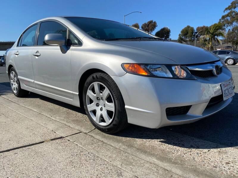 2011 Honda Civic for sale at Beyer Enterprise in San Ysidro CA