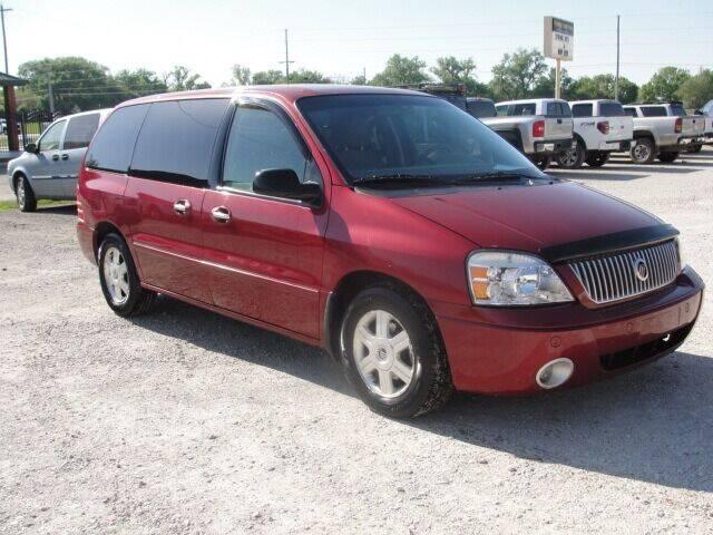 2004 Mercury Monterey for sale at Frieling Auto Sales in Manhattan KS