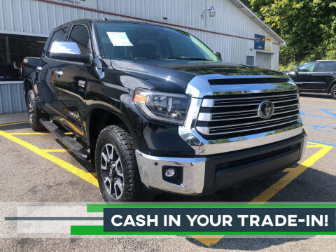 2018 Toyota Tundra for sale at EZ Auto Group LLC in Lewistown PA