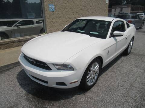 2012 Ford Mustang for sale at 1st Choice Autos in Smyrna GA