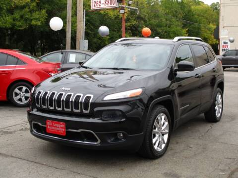2015 Jeep Cherokee for sale at Bill Leggett Automotive, Inc. in Columbus OH