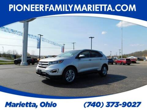 2016 Ford Edge for sale at Pioneer Family preowned autos in Williamstown WV