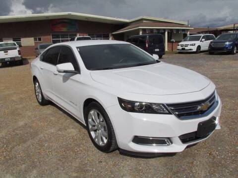 2017 Chevrolet Impala for sale at Jerry West Used Cars in Murray KY