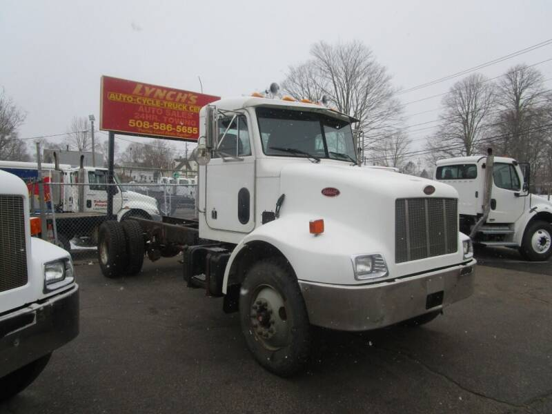 2004 Peterbilt 330 for sale at Lynch's Auto - Cycle - Truck Center in Brockton MA