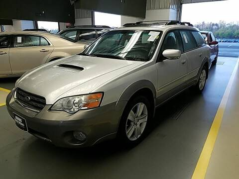 2007 Subaru Outback for sale at Cj king of car loans/JJ's Best Auto Sales in Troy MI