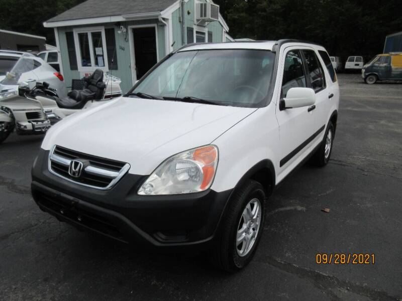 2004 Honda CR-V for sale at Route 12 Auto Sales in Leominster MA