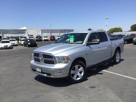 2009 Dodge Ram Pickup 1500 for sale at My Three Sons Auto Sales in Sacramento CA
