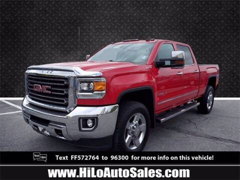 2015 GMC Sierra 2500HD for sale at Hi-Lo Auto Sales in Frederick MD