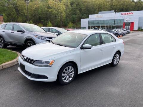 2014 Volkswagen Jetta for sale at ENFIELD STREET AUTO SALES in Enfield CT