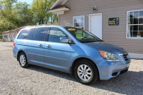 2008 Honda Odyssey for sale at Auto Force USA in Elkhart IN