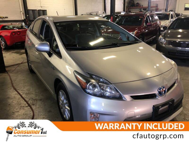 2013 Toyota Prius Plug-in Hybrid for sale in Hasbrouck Hights, NJ