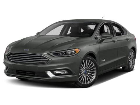 2018 Ford Fusion Hybrid for sale at Hi-Lo Auto Sales in Frederick MD
