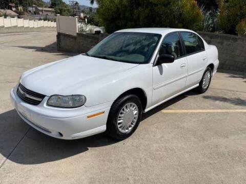 2000 Chevrolet Malibu for sale at Legend Auto Sales Inc in Lemon Grove CA