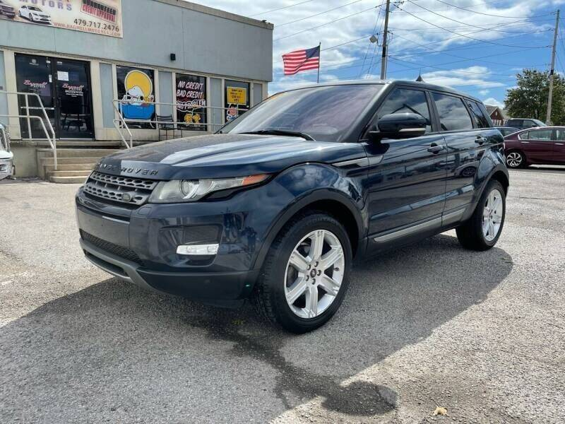 2013 Land Rover Range Rover Evoque for sale at Bagwell Motors in Lowell AR