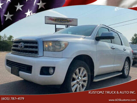 2008 Toyota Sequoia for sale at Kustomz Truck & Auto Inc. in Rapid City SD