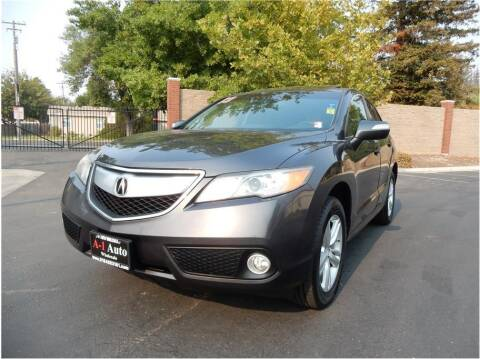 2013 Acura RDX for sale at A-1 Auto Wholesale in Sacramento CA