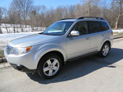 2009 Subaru Forester for sale at EZ Motorcars in West Allis WI