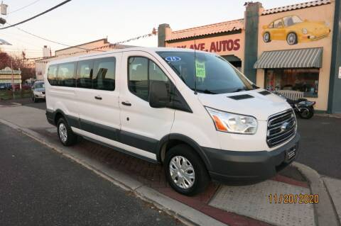 2015 Ford Transit Passenger for sale at PARK AVENUE AUTOS in Collingswood NJ