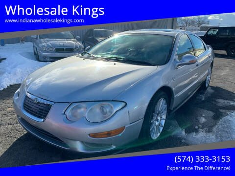 2002 Chrysler 300M for sale at Wholesale Kings in Elkhart IN