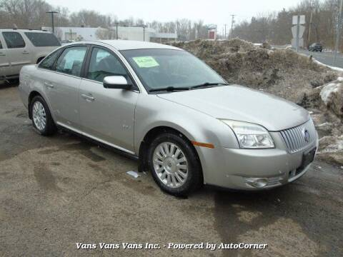 2008 Mercury Sable for sale at Vans Vans Vans INC in Blauvelt NY